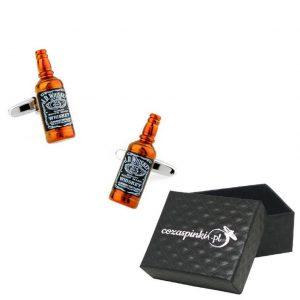 Spinki do mankietów Whisky