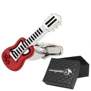 Spinki do mankietów Czerwone Gitary