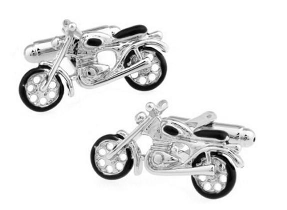 spinki do mankietów motocykle